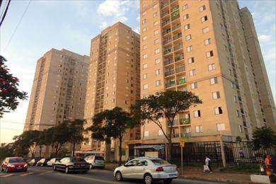 Apartamento, código 10690 em Santo André, bairro Parque Erasmo Assunção