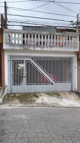 Sobrado, código 10209 em São Paulo, bairro Cidade Satélite Santa Bárbara