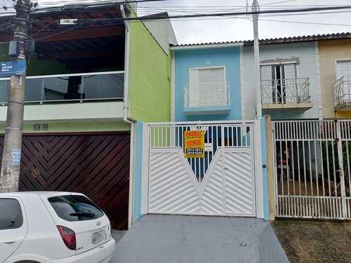 Casa, código 11143 em São Paulo, bairro Jardim Rodolfo Pirani