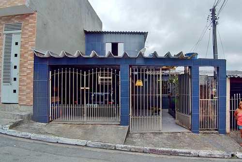 Casa, código 11150 em São Paulo, bairro Conjunto Habitacional Castro Alves