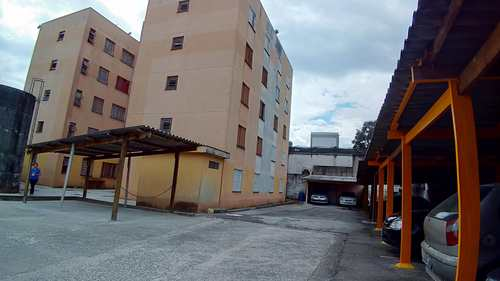Apartamento, código 11165 em São Paulo, bairro Conjunto Habitacional Teotonio Vile