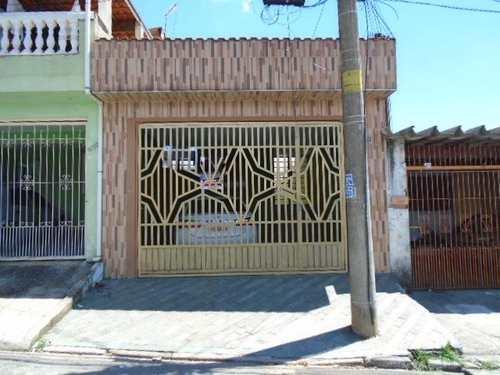Casa, código 11171 em São Paulo, bairro Cidade São Mateus