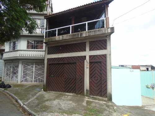 Sobrado, código 11173 em São Paulo, bairro Jardim Iguatemi