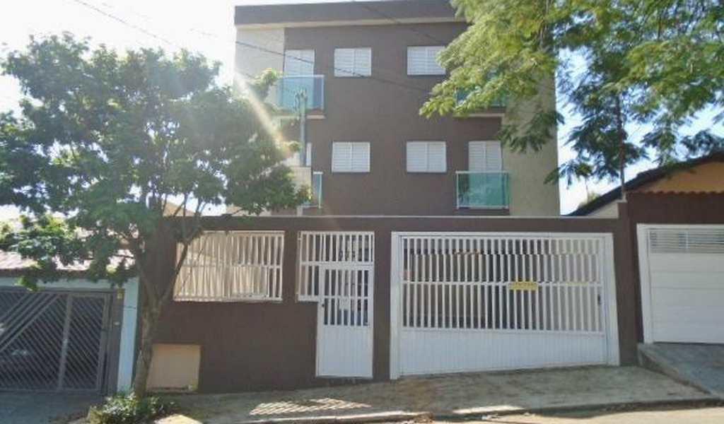 Apartamento em Santo André, bairro Parque Erasmo Assunção