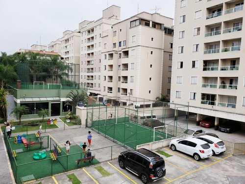Apartamento, código 11185 em Santo André, bairro Vila São Pedro