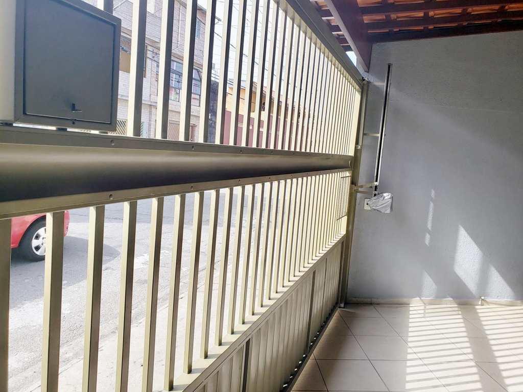 Sobrado em São Paulo, no bairro Cidade São Mateus