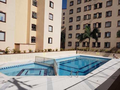 Apartamento, código 11208 em São Paulo, bairro Jardim Ângela (Zona Leste)