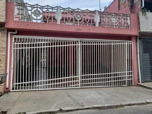 Sobrado, código 11211 em São Paulo, bairro Cidade Satélite Santa Bárbara