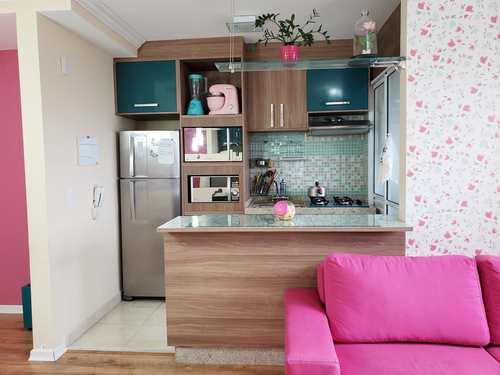 Apartamento, código 11215 em São Paulo, bairro Cidade Satélite Santa Bárbara