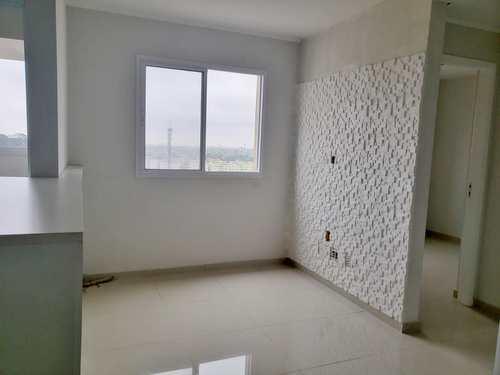 Apartamento, código 11217 em São Paulo, bairro Cidade Satélite Santa Bárbara