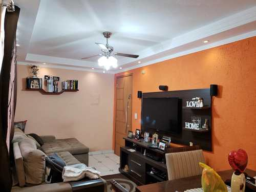 Apartamento, código 11221 em São Paulo, bairro Cidade Satélite Santa Bárbara