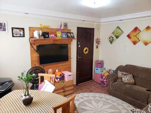 Apartamento, código 11235 em São Paulo, bairro Cidade Satélite Santa Bárbara