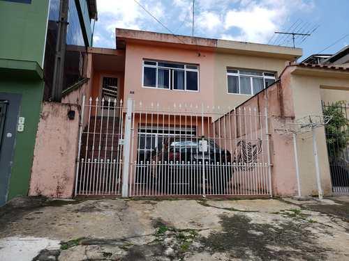 Sobrado, código 11241 em São Paulo, bairro Jardim Vera Cruz(Zona Leste)