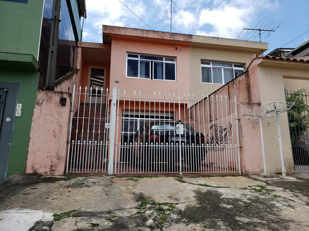 Sobrado em São Paulo, bairro Jardim Vera Cruz(Zona Leste)