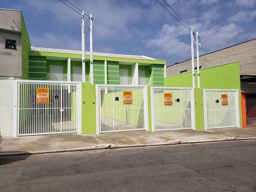 Sobrado, código 11244 em São Paulo, bairro Jardim Vera Cruz(Zona Leste)
