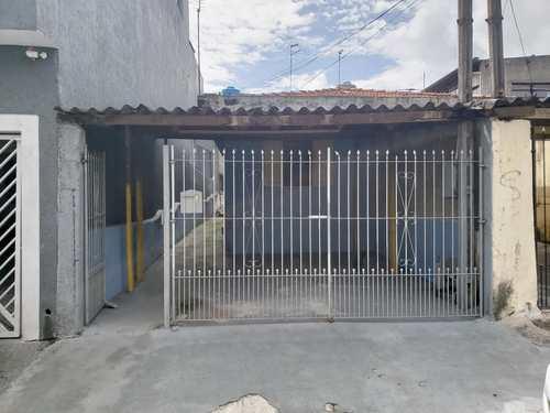 Casa, código 11245 em São Paulo, bairro Jardim São João (São Rafael)