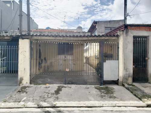 Casa, código 11246 em São Paulo, bairro Jardim São João (São Rafael)