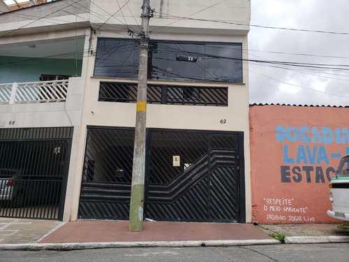 Sobrado, código 11247 em São Paulo, bairro Jardim Três Marias