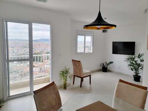 Apartamento, código 11250 em São Paulo, bairro Cidade Satélite Santa Bárbara