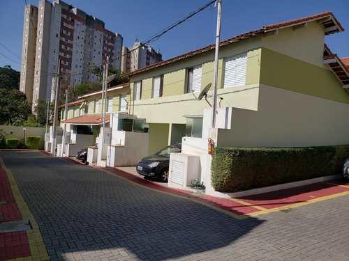 Sobrado de Condomínio, código 11253 em São Paulo, bairro Jardim Nove de Julho