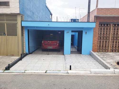 Casa, código 11254 em São Paulo, bairro Parque São Rafael