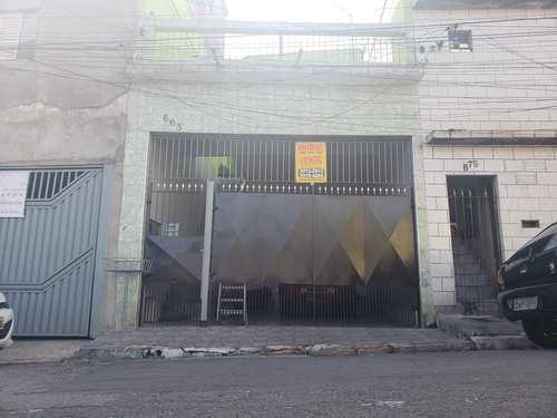 Casa, código 11257 em São Paulo, bairro Parque Colonial