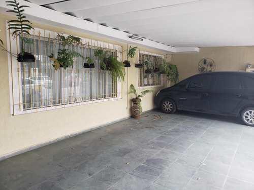 Casa, código 11259 em São Paulo, bairro Parque São Rafael