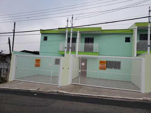 Sobrado, código 11261 em São Paulo, bairro Jardim Vera Cruz(Zona Leste)