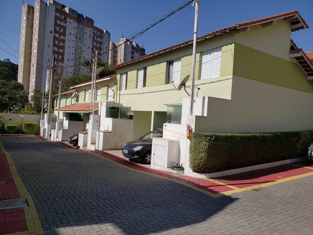 Sobrado de Condomínio em São Paulo, no bairro Jardim Nove de Julho
