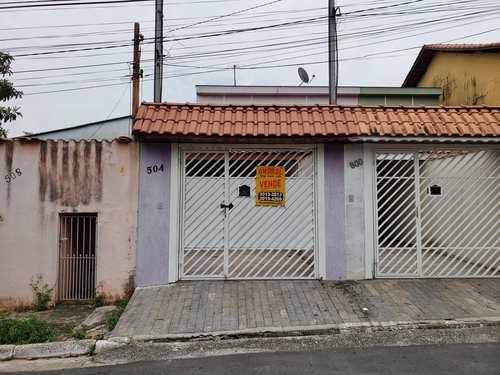 Sobrado, código 11271 em São Paulo, bairro Jardim Santa Adélia