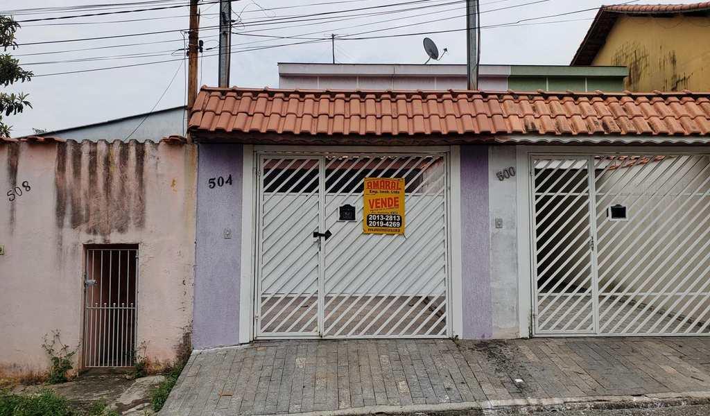 Sobrado em São Paulo, bairro Jardim Santa Adélia