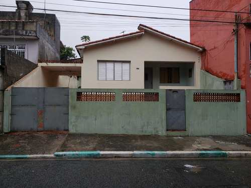 Casa, código 11284 em São Paulo, bairro Parque São Rafael