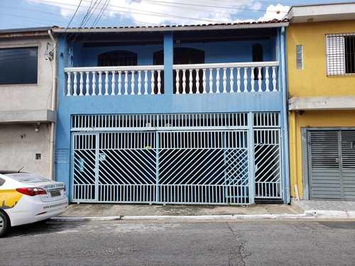 Sobrado, código 11292 em São Paulo, bairro Jardim Santa Adélia