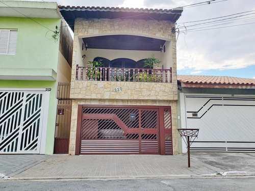 Sobrado, código 11293 em São Paulo, bairro Jardim Vera Cruz(Zona Leste)
