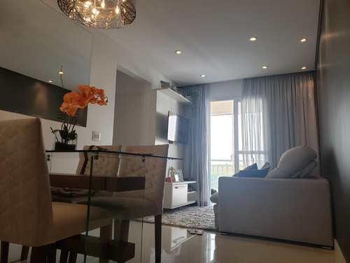 Apartamento, código 11299 em São Paulo, bairro Cidade Satélite Santa Bárbara