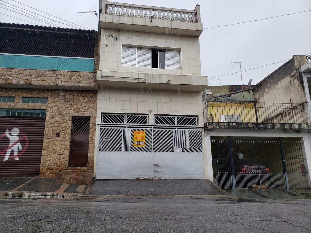 Casa em São Paulo, no bairro Jardim Vera Cruz(Zona Leste)