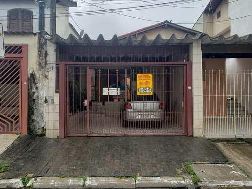 Casa, código 11306 em São Paulo, bairro Jardim Vera Cruz(Zona Leste)
