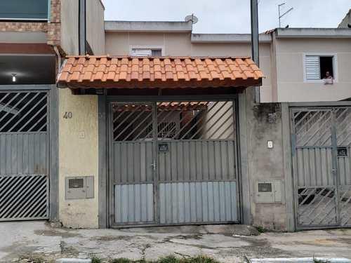 Sobrado, código 11314 em São Paulo, bairro Jardim Vila Carrão