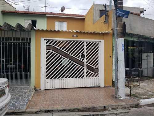 Sobrado, código 11322 em São Paulo, bairro Conjunto Residencial Sitio Oratório
