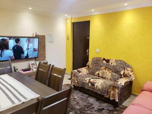 Apartamento, código 11326 em São Paulo, bairro Cidade Satélite Santa Bárbara