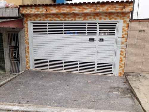 Casa, código 11327 em São Paulo, bairro Jardim Vila Carrão