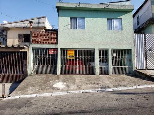 Casa, código 11332 em São Paulo, bairro Vila Ester