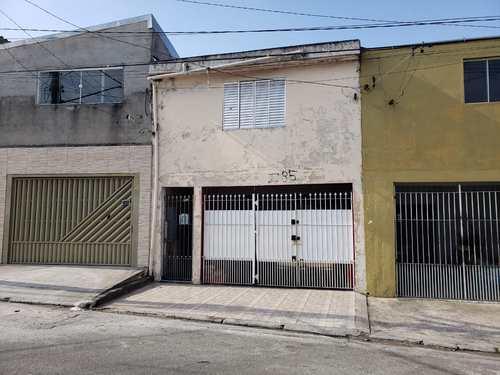 Casa, código 11333 em São Paulo, bairro Jardim Tietê