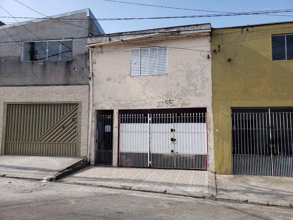 Casa em São Paulo, no bairro Jardim Tietê