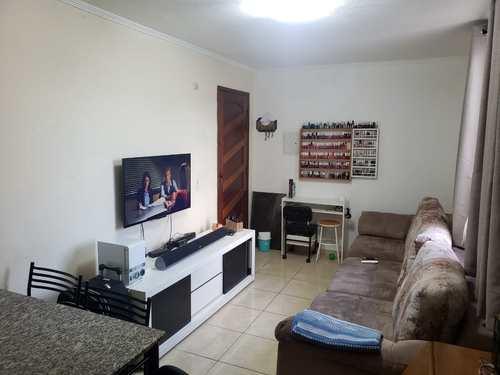 Apartamento, código 11343 em São Paulo, bairro Cidade Satélite Santa Bárbara