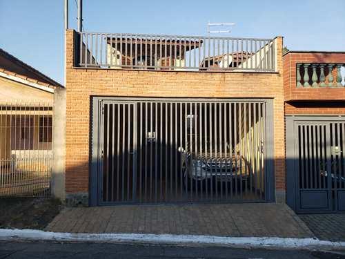 Sobrado, código 11344 em São Paulo, bairro Jardim Santa Adélia
