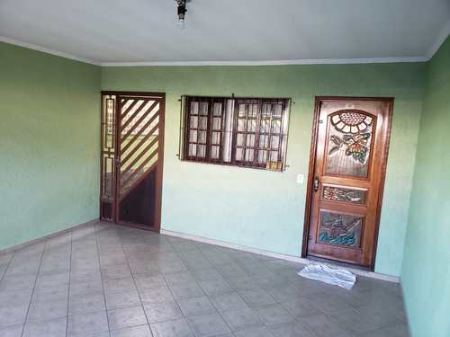 Sobrado, código 11354 em São Paulo, bairro Cidade Satélite Santa Bárbara