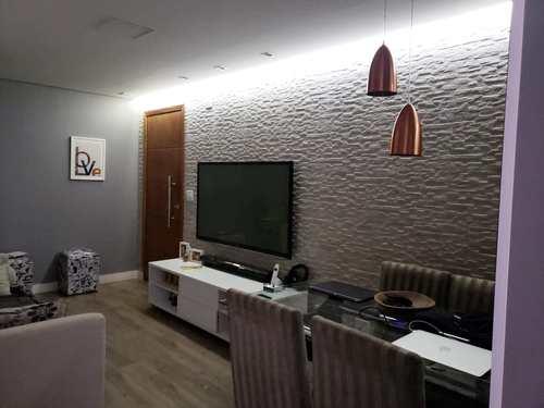 Apartamento, código 11358 em São Paulo, bairro Cidade Satélite Santa Bárbara