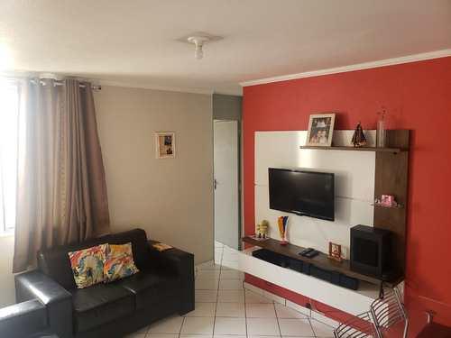 Apartamento, código 11361 em São Paulo, bairro Cidade Satélite Santa Bárbara