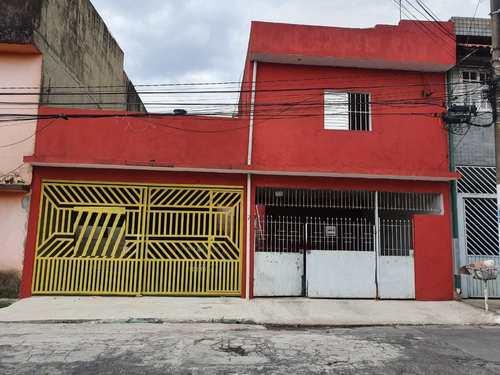 Casa, código 11371 em São Paulo, bairro Parque São Rafael